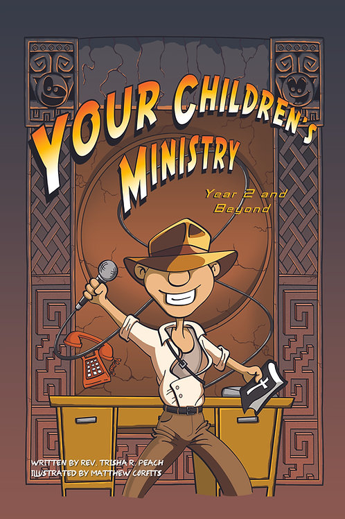 Your Children's Ministry Beyond Basics