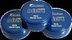 """Купить набор (3 шт """"мини"""" по 20 мл)обогащённый крем для рук, Deesse ref.121660"""