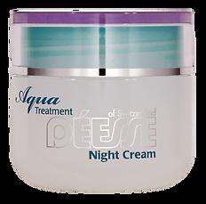 Купить ночной увлажняющий крем для лица Аква Ref.121960