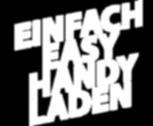 EINFACH EASY HANDY LADEN
