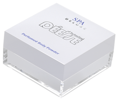 Ref.121610 Мерцающая пудра для тела SPA Deluxe Parfum