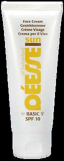 ref.122220 DEESSE Солнцезащитный крем для лица SPF10