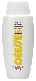 ref.122230 DEESSE Сухое масло для загара SPF6