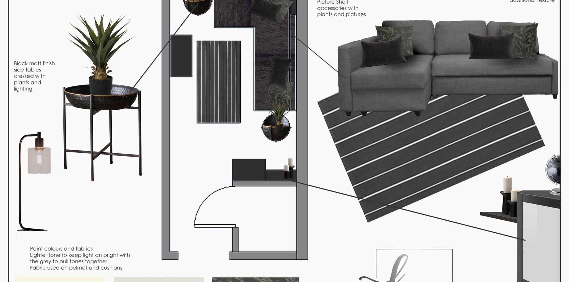 Snug Floor Plan