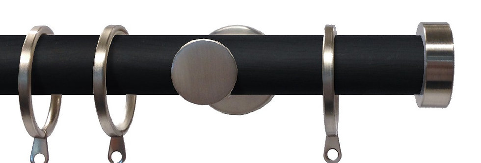 Swish Soho 28mm Vamp Satin Steel Stud Metal Pole