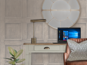 Making the best from your home office...