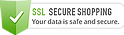 SSL secure shopping logo