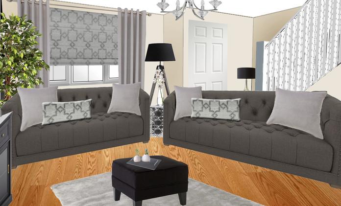 Living Room Visual