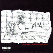 Original Claw CD cover (with words and s