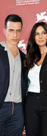 Io & Monica Bellucci.jpg