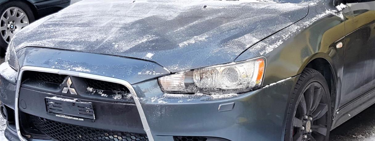 Schaden an Ihrem Fahrzeug?