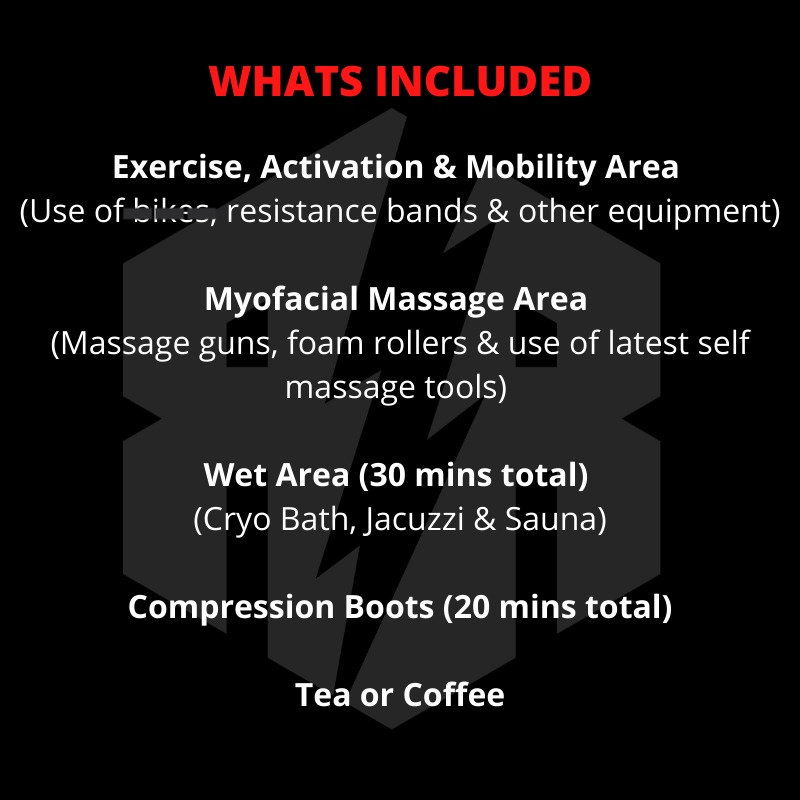 Full Recovery  Package