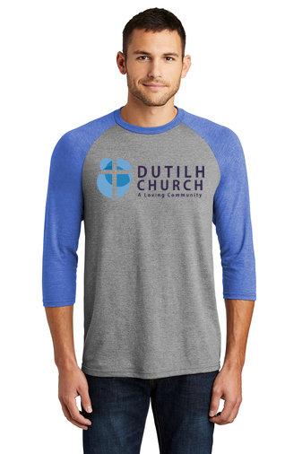 DutilhChurch-Men's Baseball Style Shirt