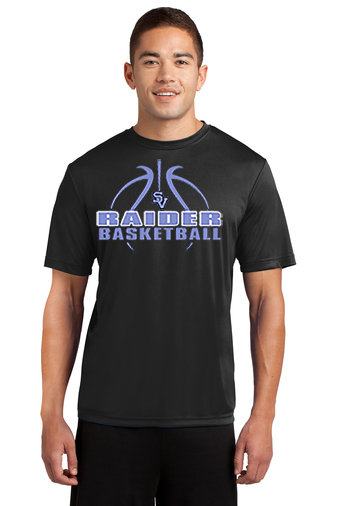 SVBBBall-Short Sleeve Dri Fit-Logo 2