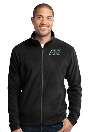 PRWexford-Men's Full Zip Fleece Jacket