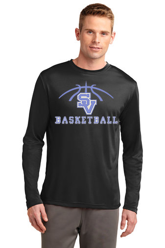 SVBBBall-Long Sleeve Dri Fit