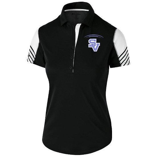 SVFootball-Women's Arc Polo