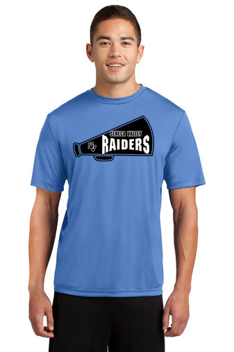 SVJuniorFootball-Short Sleeve Dri Fit Shirt-Cheer Logo 2