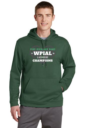 PR WPIAL Champs-Performance Hoodie