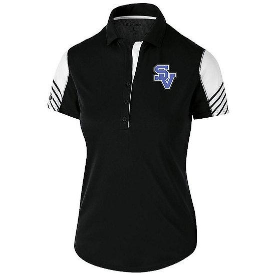 SVBBBall-Women's Arc Polo