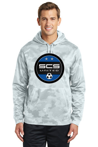 SCS-Camohex Performance Hoodie-Round Logo