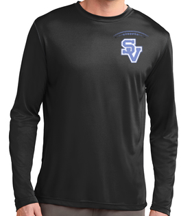 SVFootball-Long Sleeve Dri Fit Shirt-Left Chest