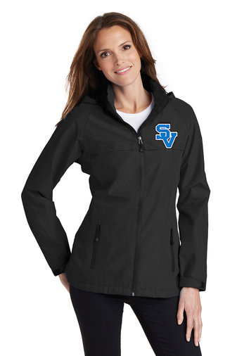 SVGirlsSoccer-Women's Water Proof Jacket
