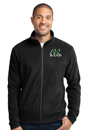 PRBand-Youth Full Zip Fleece Jacket