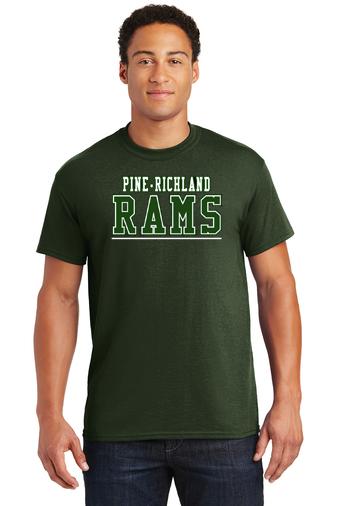 PREden-Short Sleeve Shirt-PR Rams Design