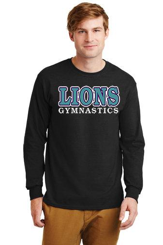 LionsGymnastics-Long Sleeve Shirt