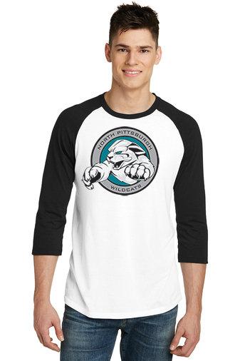 NP Wildcats-Baseball Style Shirt
