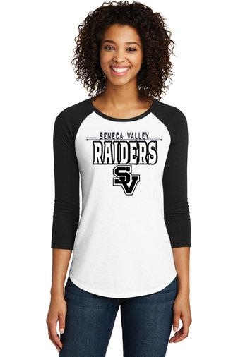 SVEvansCity-Women's Baseball Style Shirt