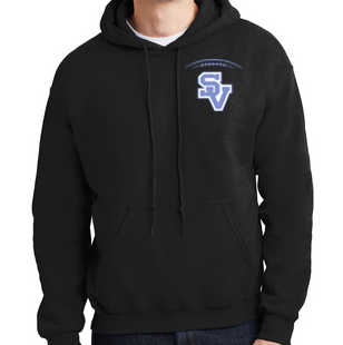 SVFootball-Hoodie-Left Chest Logo