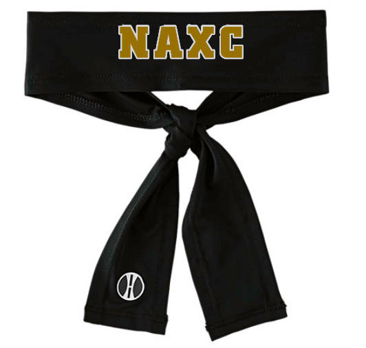 NAXC-Athletic Tie-Back Headband