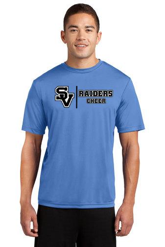 SVJuniorFootball-Short Sleeve Dri Fit Shirt-Cheer Logo 1