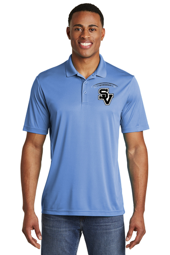 SVJuniorFootball-Men's Polyester Polo