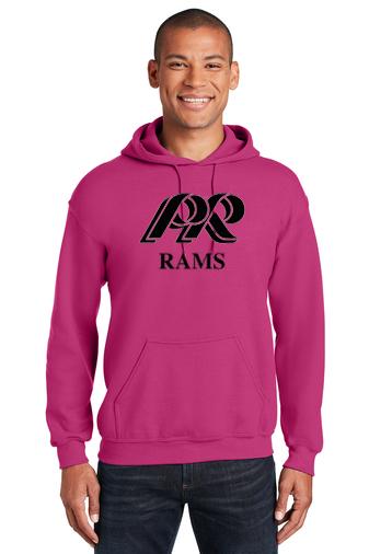 PRHS-Hoodie-Pink Design