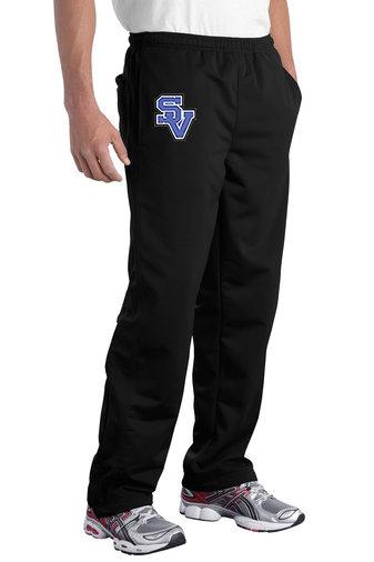 SVGirlsSoccer-Athletic Track Pants