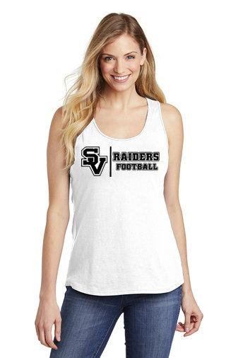 SVJuniorFootball-Women's Tank Top