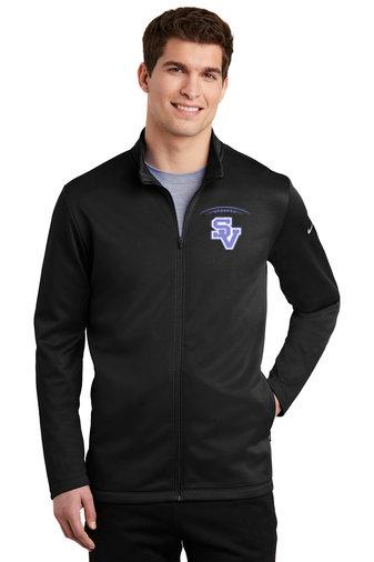 SVFootball-Nike Men's Full Zip Jacket