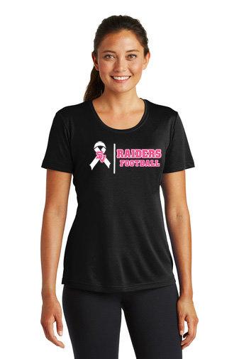 SVJuniorFootball-Women's Short Sleeve Dri Fit-Ribbon Design