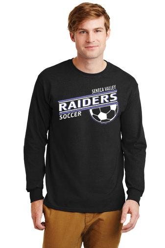 SVGirlsSoccer-Long Sleeve Shirt
