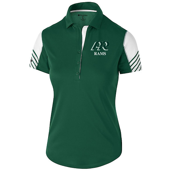 PRHS-Women's Arc Polo-PR Design