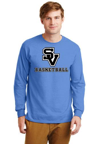 SVGBBall-Long Sleeve Shirt