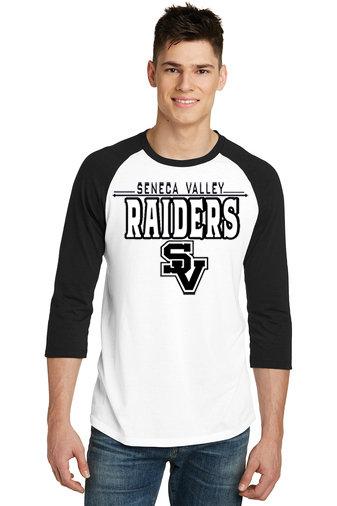 SVEvansCity-Baseball Style Shirt
