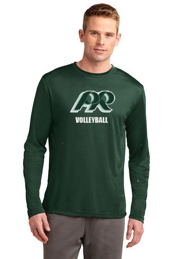 PRVolleyball-Long Sleeve Dri Fit Shirt