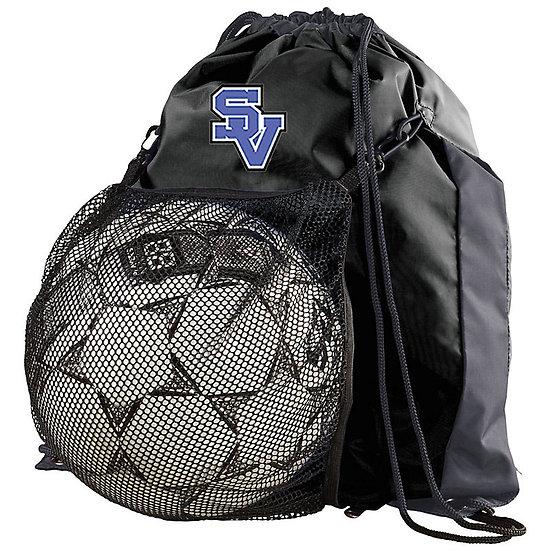 SVGirlsSoccer-Soccer Cinch Bag