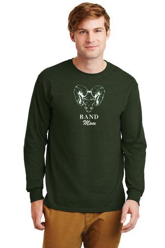 PRBand-Long Sleeve Shirt-Ram Logo