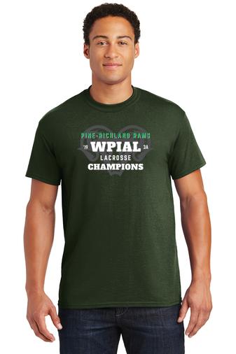 PR WPIAL Champs-Short Sleeve Shirt