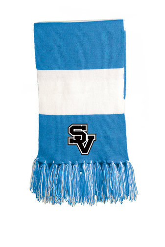 SVCVE-Striped Scarf